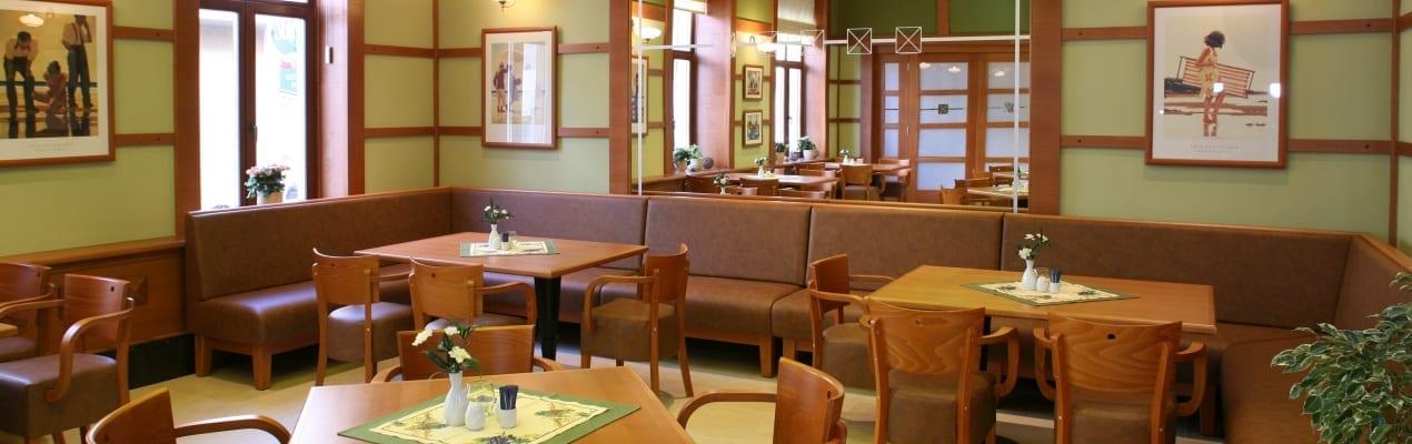 Restaurace pod Věží - interiér