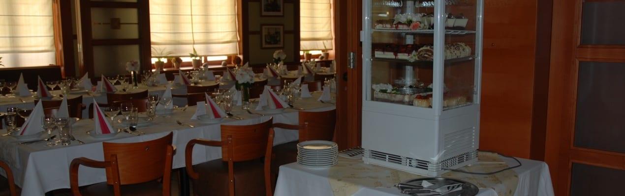 Restaurace pod Věží - salónek